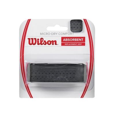 Грип Wilson Grip Micro-Dry Comfort x1 Black WRZ4211
