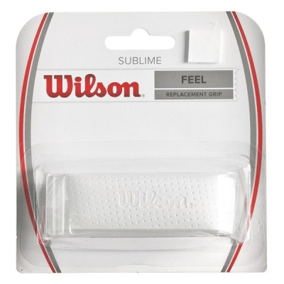 Грип Wilson Grip Sublime x1 White WRZ4202WH