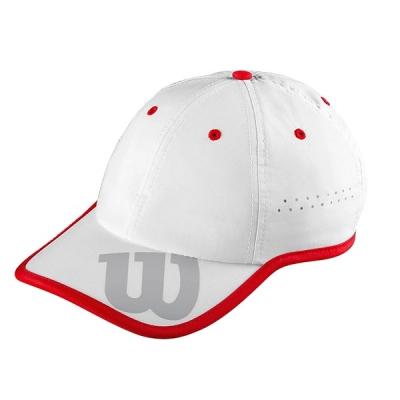 Кепка Wilson Baseball Hat White WRA733702