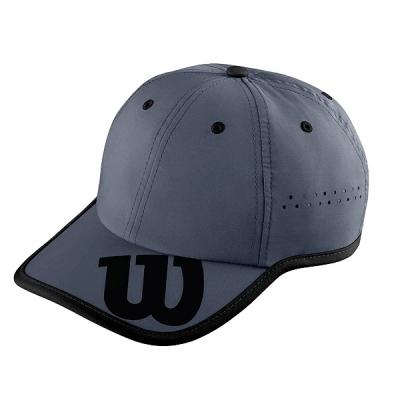 Кепка Wilson Baseball Hat Gray WRA733704