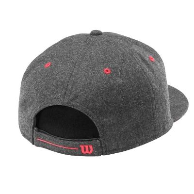 Кепка Wilson Since 1914 Hat Dark Gray WRA784801