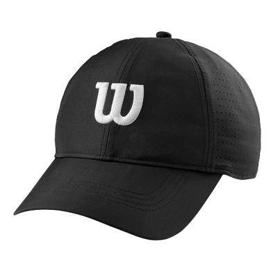 Кепка Wilson Ultralight Black WRA777102