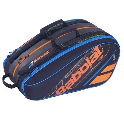 Сумка для пляжного тенниса Babolat Bag Padel Team Black/Blue 751204