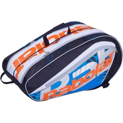 Сумка для пляжного тенниса Babolat Bag Padel Perf Lite Dark Blue/White 751191