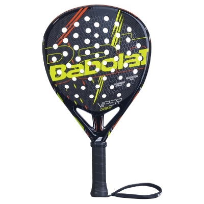 Ракетка для Paddel Babolat Viper Carbon Black/Orange 150076