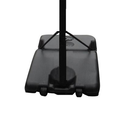 Стойка баскетбольная Мобильная DFC 1100x750mm h2.35-3.05m STAND44KLB