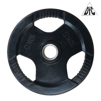 Диск c хватом 51mm 10kg Black WP015-51-10 DFC