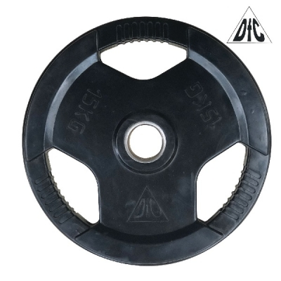 Диск c хватом 51mm 15kg Black WP015-51-15 DFC