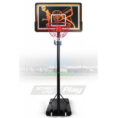 Стойка баскетбольная Start Line Standart 003F мобильная S003F