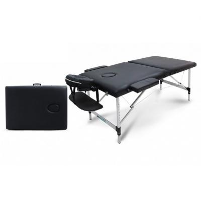 Массажный стол Aluminium Black BM2723-1 Start Line