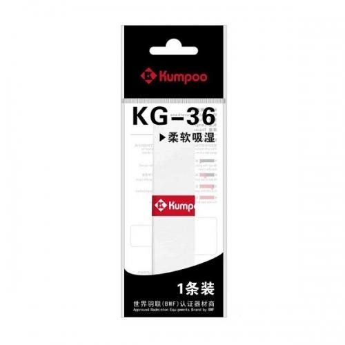 Обмотка для ручки Kumpoo Overgrip KG-36 x1 White