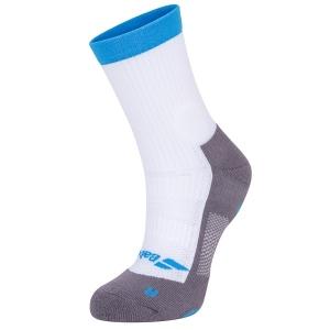 Носки спортивные Babolat Socks Pro 360 M White/Blue 5MA1322-1010