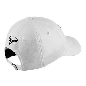 Кепка Nike Court AeroBill H86 Rafa Tennis Hat White 850666-101