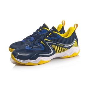 Кроссовки Li-Ning Sonic TD M Dark Blue/Yellow AYTQ017-2