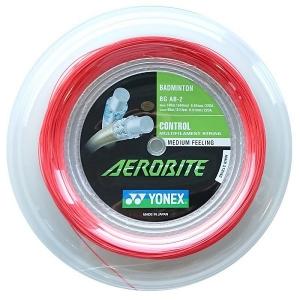 Струна для бадминтона Yonex 200m Aerobite Red/White BGAB-2YX-114