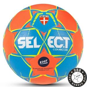 Мяч для гандбола SELECT Combo DB Orange/Blue 801017-226