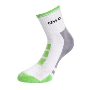 Носки спортивные Gewo Socks Step Flex II White/Green