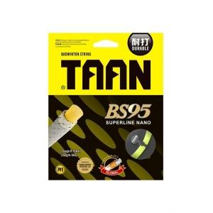 Струна для бадминтона Taan 10m BS 95 Light Green