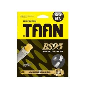 Струна для бадминтона Taan 10m BS 95 Orange