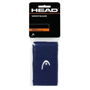 Напульсник Head Wristband 5 Long x2 Dark Blue 285070-NV