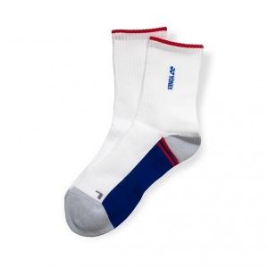 Носки спортивные Yonex Socks 19151EX x1 White/Red