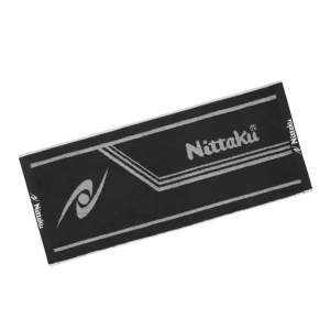 Полотенце Nittaku Line Mid 85x35 Black