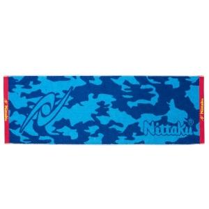 Полотенце Nittaku Camouflage Sport 120x35 Blue