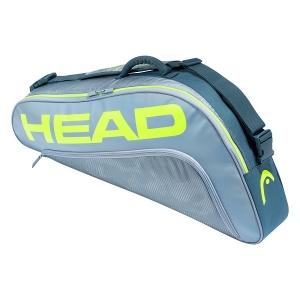 Чехол 1-3 ракетки Head Tour Team Extreme Pro Gray/Blue 283461