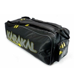 Чехол 10-12 ракеток Karakal Pro Tour Elite Black KZ97910