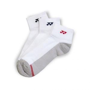 Носки спортивные Yonex Socks 19157EX Low-Cut x3 White