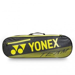Чехол 1-3 ракетки Yonex Team 2way Tournament Black/Yellow 42122