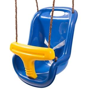 Качели детские 2 в 1 Blue/Yellow BG02B KETT-UP