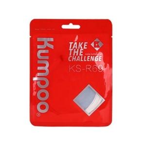 Струна для бадминтона Kumpoo 10m KS-R69 Yellow