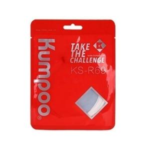 Струна для бадминтона Kumpoo 10m KS-R69 Bright Orange