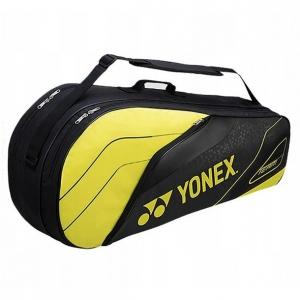 Чехол 4-6 ракеток Yonex 4926EX Black/Yellow