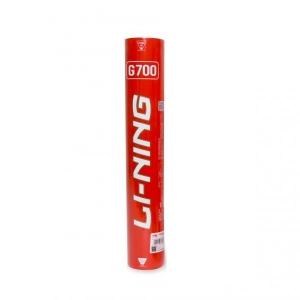 Воланы Li-Ning G700 x12 White
