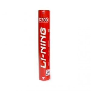 Воланы Li-Ning G200 x15 White