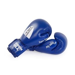 Перчатки боксерские GREEN HILL SUPER STAR Blue BGS-1213a-BL