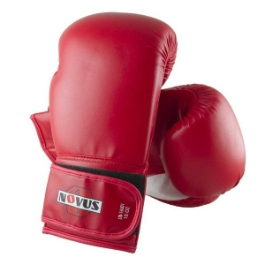 Перчатки боксерские Novus LTB-16301 Red