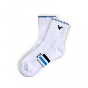 Носки спортивные Victor Socks SK021/F White/Blue