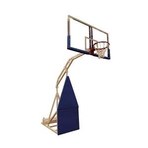 Стойка баскетбольная Мобильная 1800x1050mm h3.05m массовая r1.6m