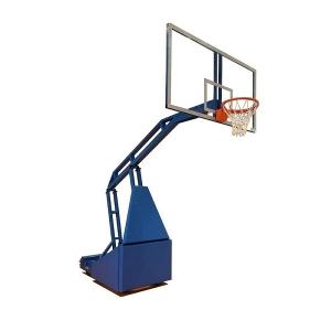 Стойка баскетбольная Мобильная 1800x1050mm h3.05m игровая r1.6m
