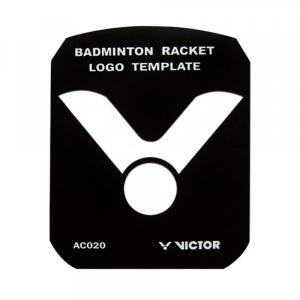 Трафарет для нанесения логотипа Victor Badminton AC020 Victor