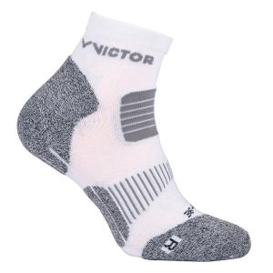 Носки спортивные Victor Socks Indoor Ripple White/Gray