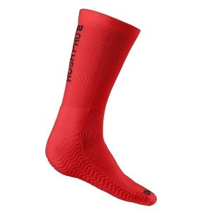 Носки спортивные Wilson Socks Rush Pro Crew x1 Red WRA802903