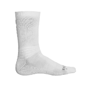 Носки спортивные Wilson Socks Kaos Crew x1 White/Gray WRA802801