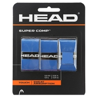 Обмотка для ручки Head Overgrip Super Comp x3 Blue 285088