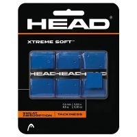 Обмотка для ручки Head Overgrip XtremeSoft x3 Blue 285104