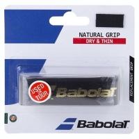 Обмотка для ручки Babolat Grip Natural x1 Black 670057