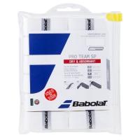 Обмотка для ручки Babolat Overgrip Pro Team SP x12 White 654011